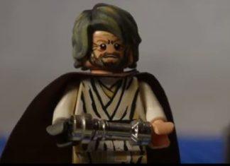 """Veja o trailer de """"Star Wars: Os Últimos Jedi"""" feito com Lego"""