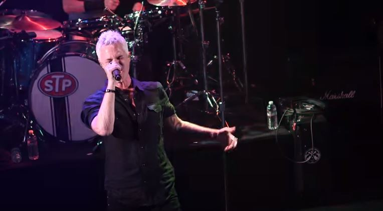 Stone Temple Pilots: surgem vídeos de show com Jeff Gutt