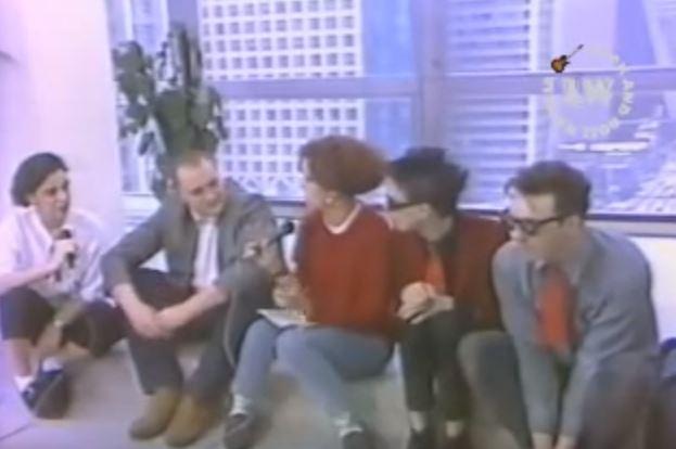 Toy Dolls no Brasil em 1988