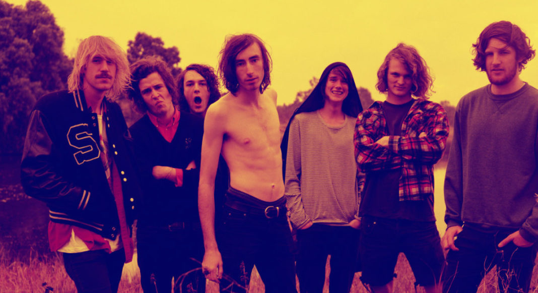 King Gizzard & The Lizard Wizard com disco novo,