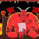 Dear Satan: o dia em que o diabo trocou de lugar com Papai Noel