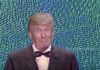 """Donald Trump cantando """"Once in a lifetime"""", dos Talking Heads"""