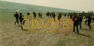 The Doors na Ilha de Wight: finalmente em DVD e Blu-Ray