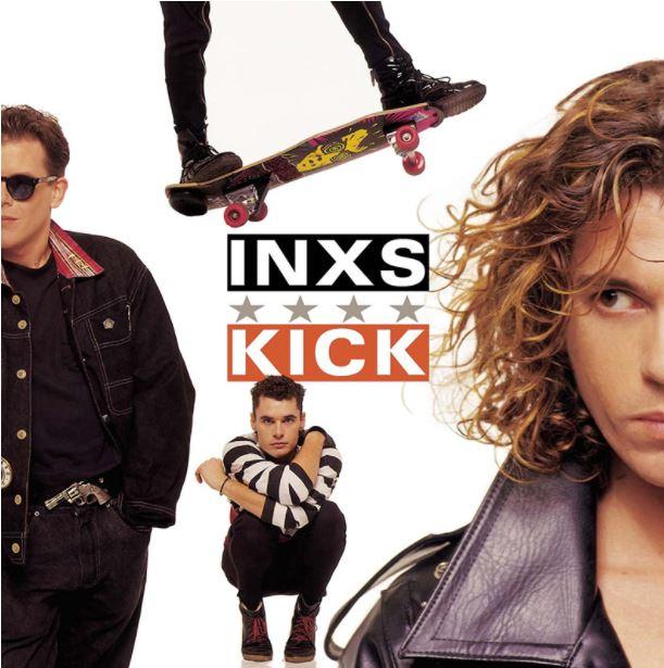"""Pera aí, que skate era aquele na capa de """"Kick"""", do INXS?"""