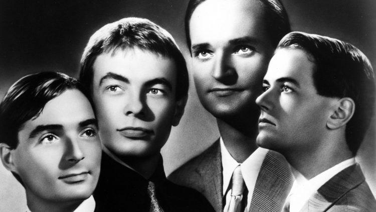 Tem documentário sobre o Kraftwerk e o som da Alemanha no YouTube