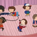Encontro de galeras: Stranger Things e Peanuts