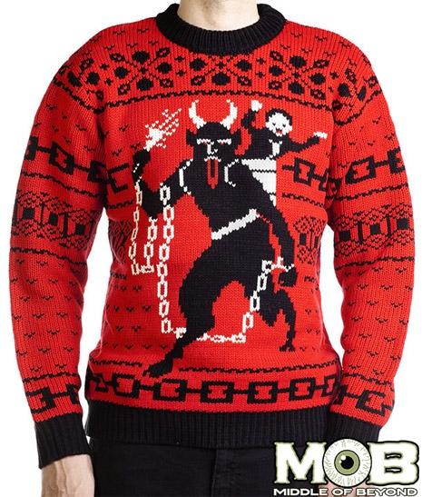 Trajes satanistas de Natal