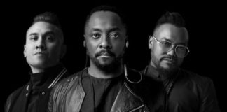 "Black Eyed Peas: ""Street livin'"" no Late Show"