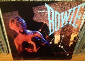 Saiu uma demo de Let's dance, de David Bowie