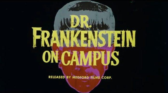 Sexo, drogas, rock e monstros: Frankenstein na faculdade