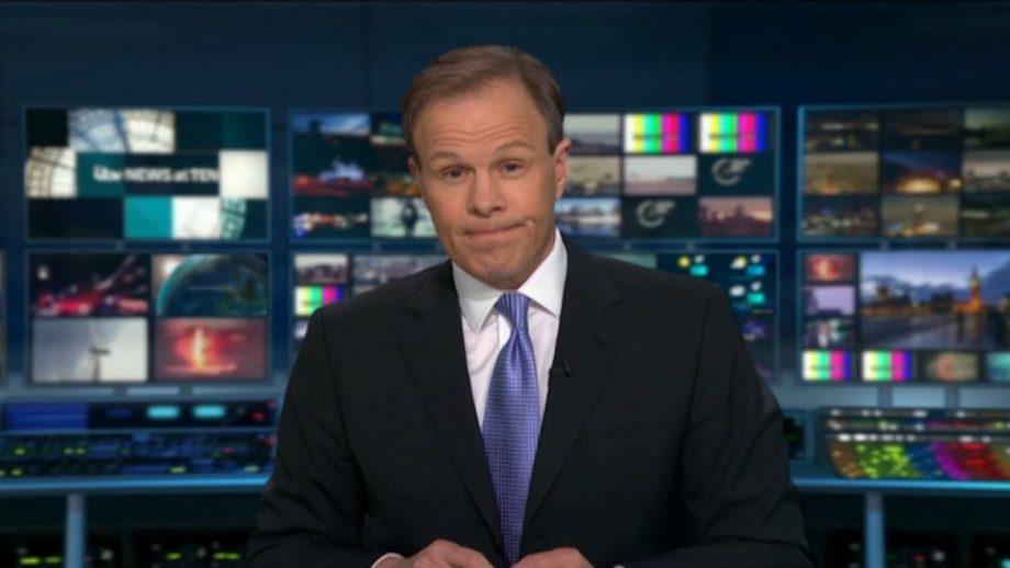 E o ITV News, que saiu do ar por causa de um falso alarme de incêndio?