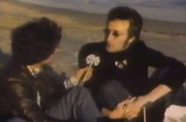 John Lennon na TV em 1973: