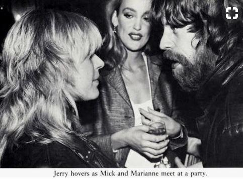 Lembra de quando Mick Jagger ficou barbudão?