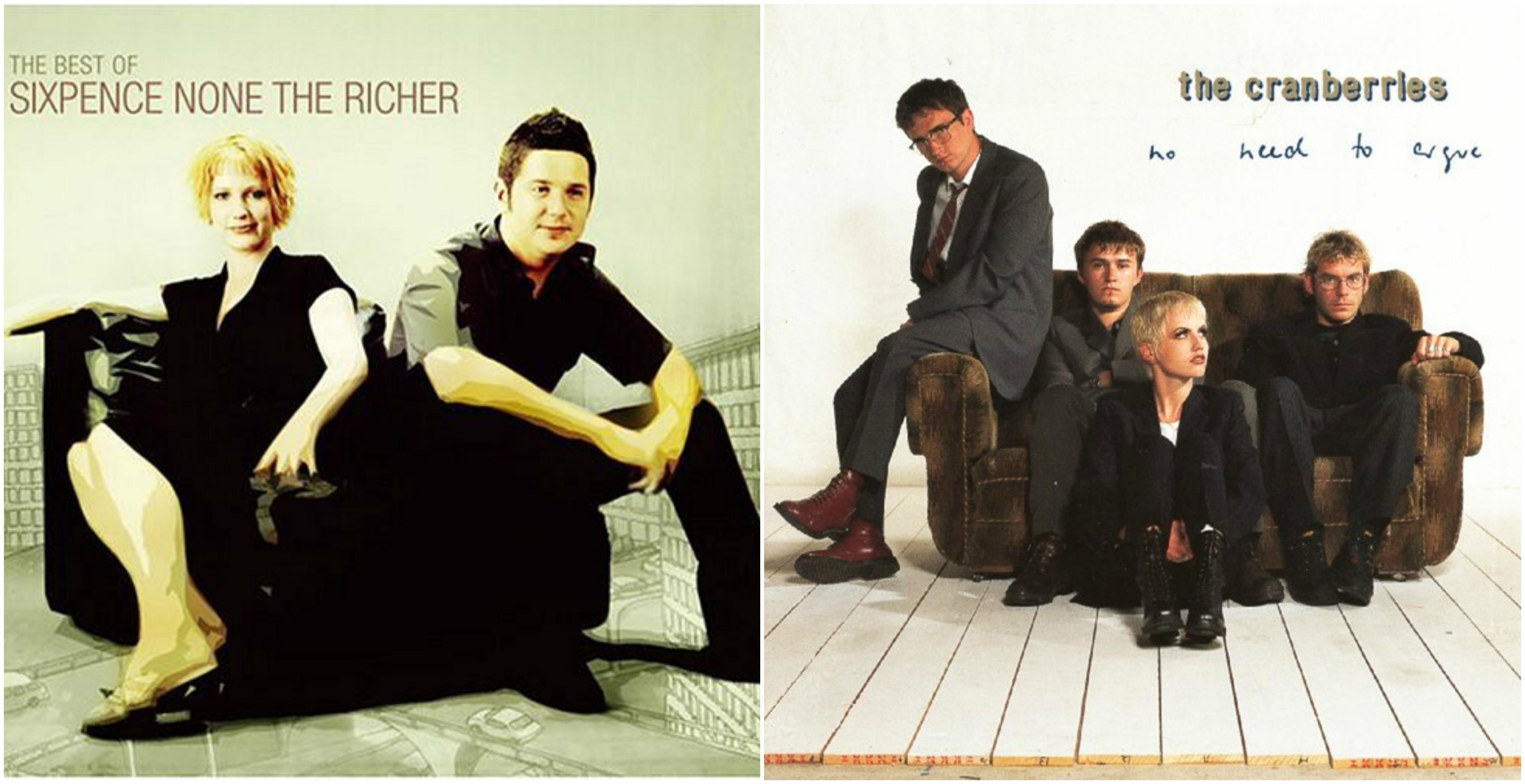 Sixpence None The Richer - Aquela banda que todo mundo achava que era o Cranberries ainda existe