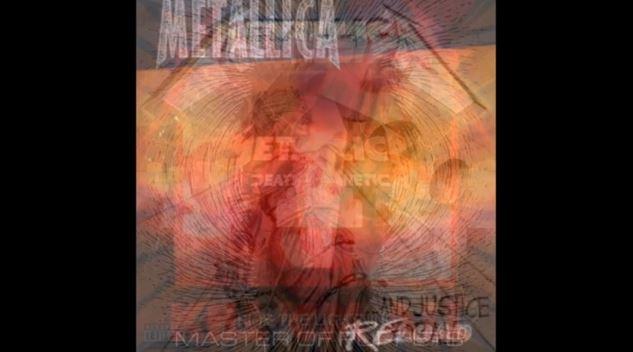 Todos os discos de estúdio do Metallica tocados ao mesmo tempo