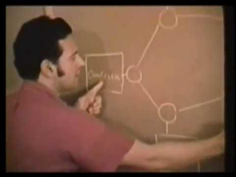 ARPANET - A internet em 1972 (!) num documentário raríssimo