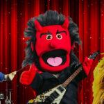 Tema dos Muppets em versão heavy metal