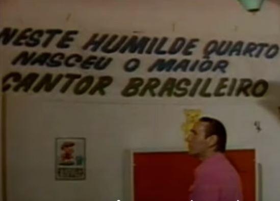 O cantor mais popular do Brasil segundo o Fantástico, em 1978