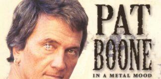 Aquela vez em que Pat Boone gravou heavy metal
