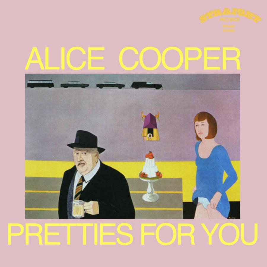 Alice Cooper na TV em 1969 com Reflected e Levity Ball