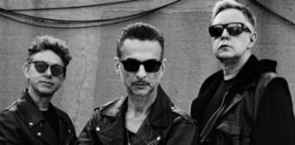 Subiram pro YouTube um compacto do show do Depeche Mode