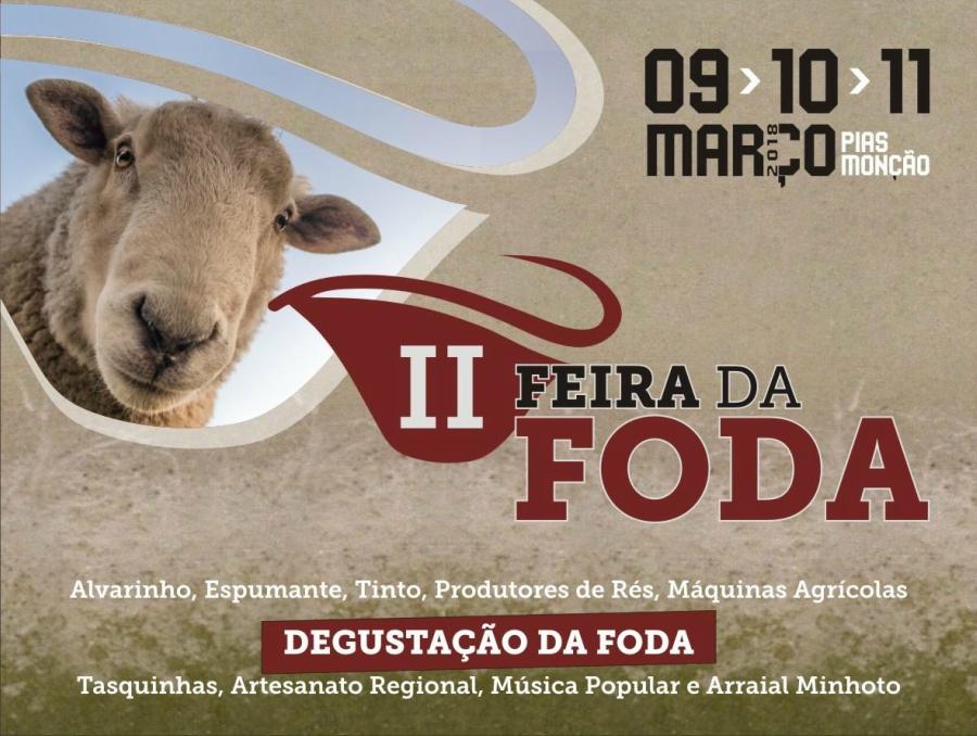 Saiba como foi a Feira da Foda, em Portugal
