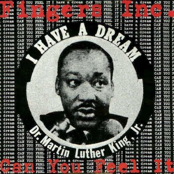 Fingers Inc.: Martin Luther King em versão deep house