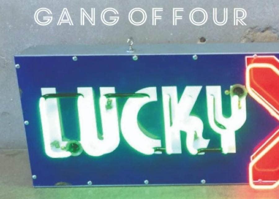 Epa, tem single novo da Gang Of Four e nem falamos nada