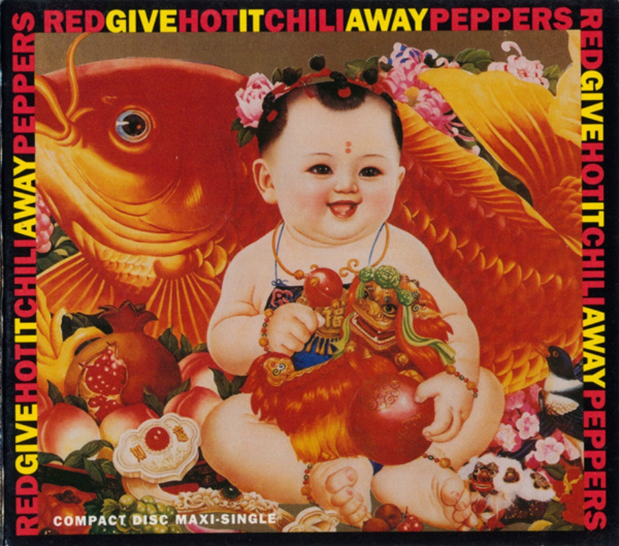 Give It Away, dos Red Hot Chili Peppers, através dos tempos