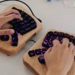 Tão dizendo que esse aí de foto é o teclado de computador do futuro