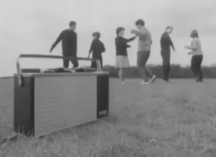 Slip Disc: portabilidade em discos de vinil, em 1966