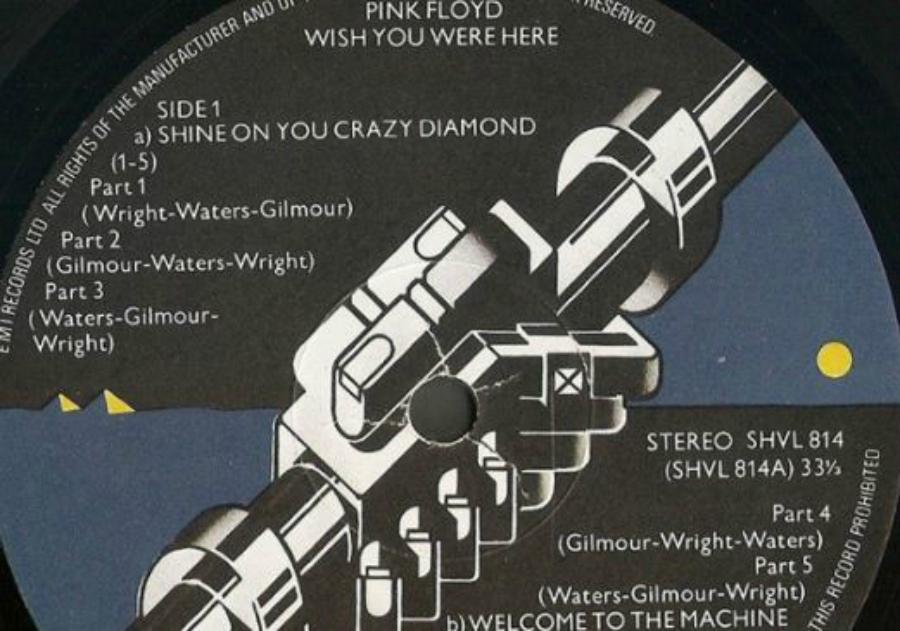 O que há por trás de Wish You Were Here, do Pink Floyd