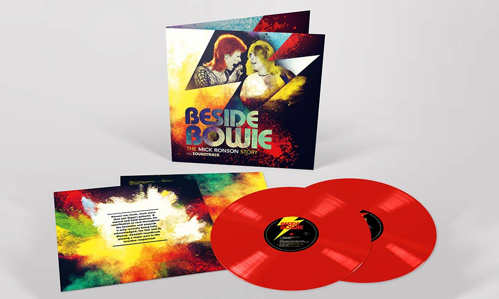 Beside Bowie: documentário sobre Mick Ronson ganha trilha sonora