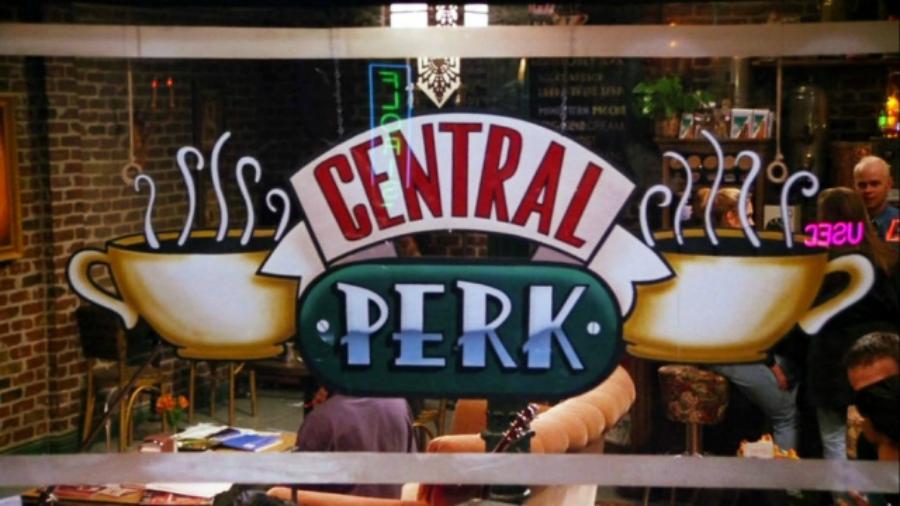 Uma fã de Friends contou quantos copos de café a turma bebeu durante a série - na foto, o Central Perk
