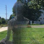 Julian Voss-Andrae: esculturas que desaparecem no ar