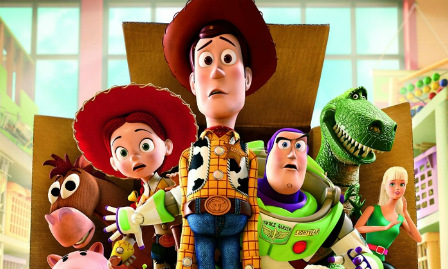 Pixar: E Toy Story, que quase se chamou The Cowboy And The Spaceman?