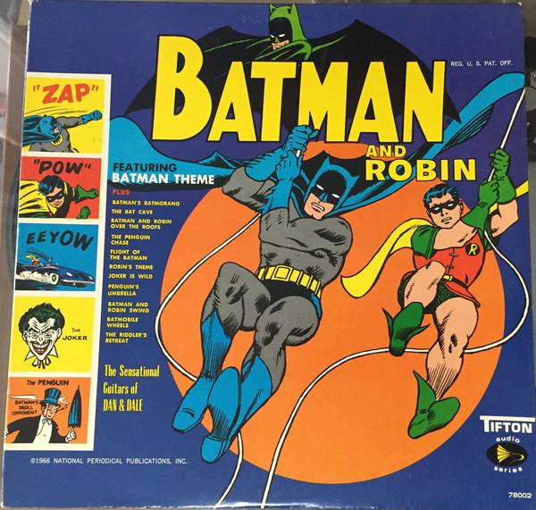Dan and Dale: Sun Ra encontra Batman e Robin