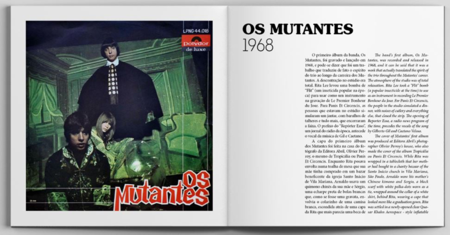 Discobiografia Mutante: prazo do crowdfunding acaba domingo!