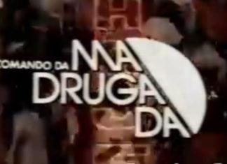 O Comando da Madrugada de Goulart de Andrade, quando era exibido pela Rede Globo