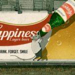 Steve Cutts: a corrida de ratos pela felicidade