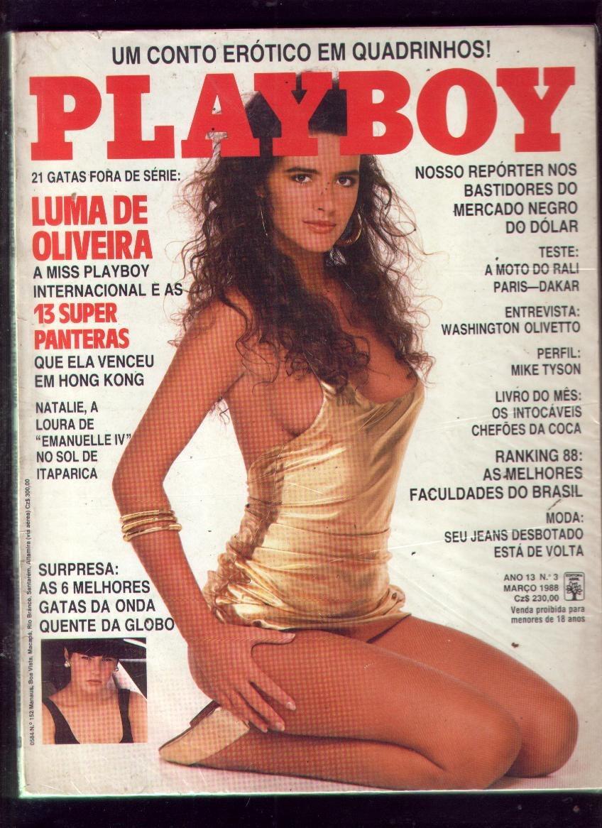 Garota da Capa: o mundo de Playboy no horário nobre da Globo, em 1988