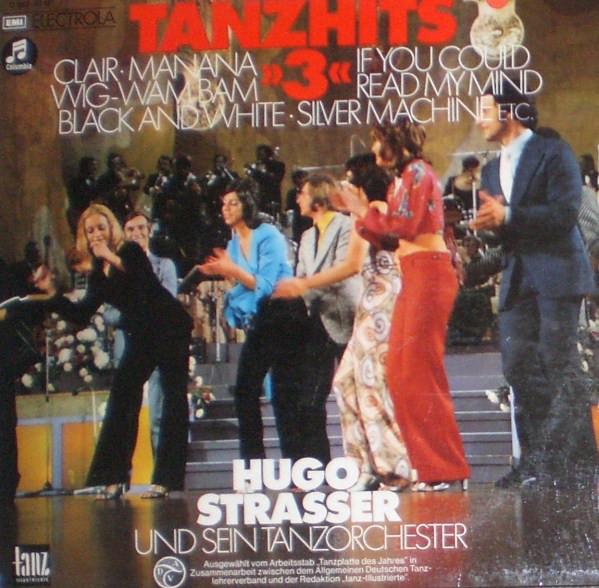 Hugo Strasser e sua orquestra tocam Silver Machine, do Hawkwind