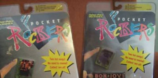 Pocket Rockers: aquele formato de áudio do qual ninguém lembra