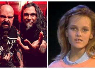 Fizeram um mashup de Slayer com... Vanessa Paradis