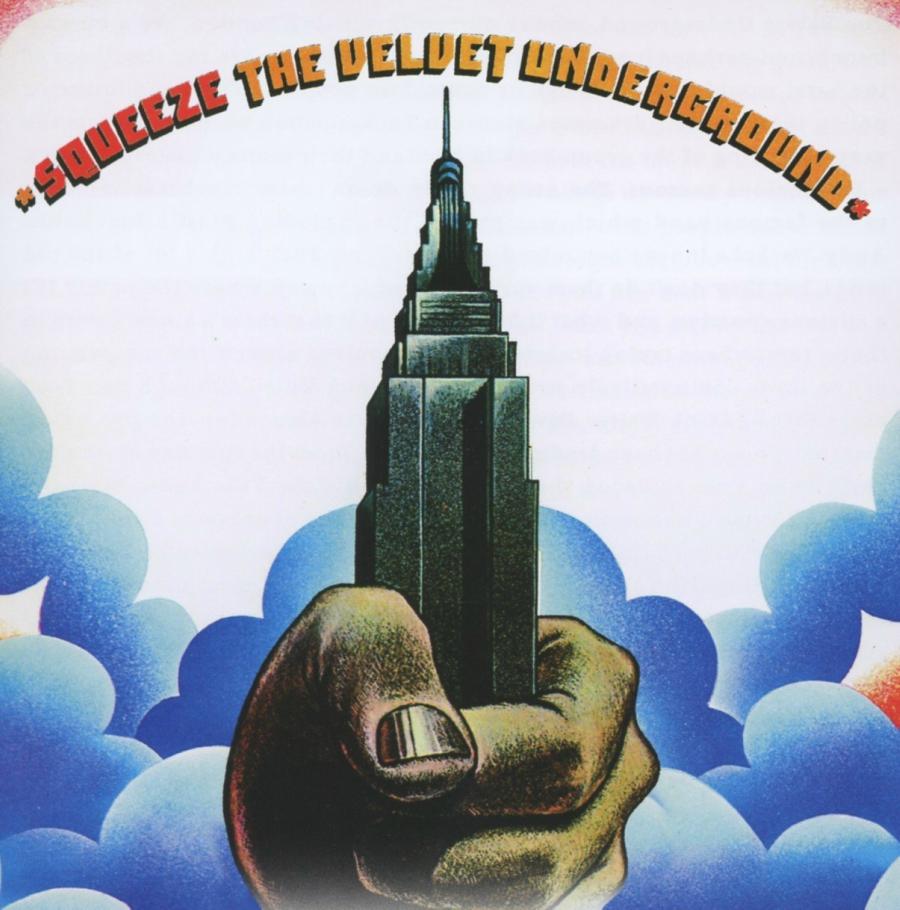Oito coisas sobre Squeeze, o disco mal-amado do Velvet Underground