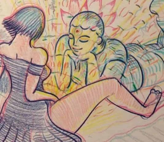 Alpha Channeling e a psicodelia erótica