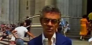 Teve show de Chico Anysio no Carnegie Hall em 1981