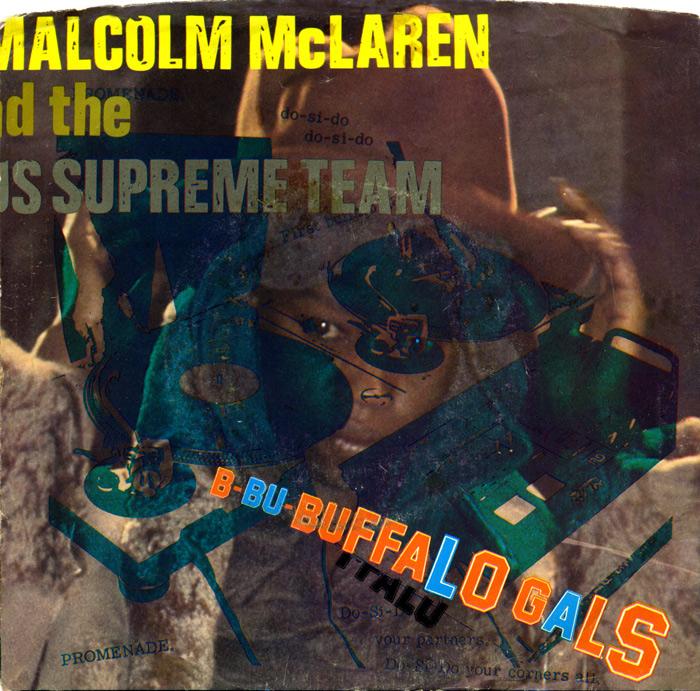 Malcolm McLaren apresenta o hip hop aos telespectadores ingleses