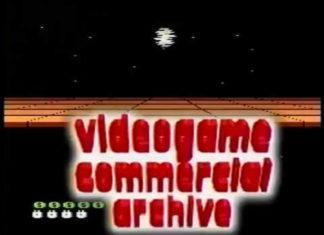 Uma hora de comerciais de videogame dos anos 1980