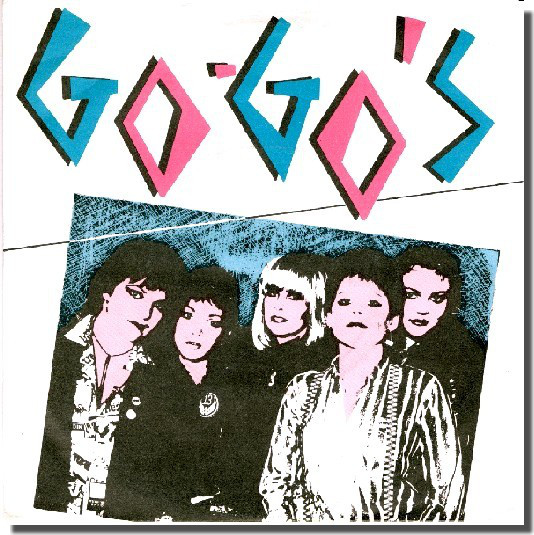Treze passos entre as Go-Go's e o movimento punk